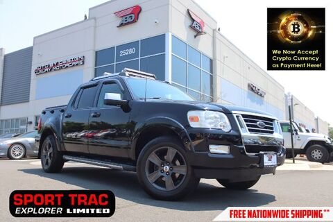 2008_Ford_Explorer Sport Trac_Limited 4.0L 4WD_ Chantilly VA