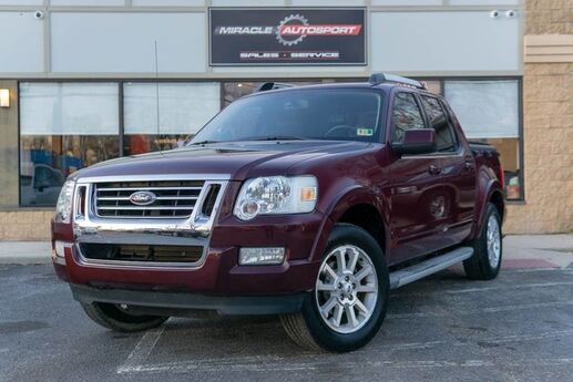 2008 Ford Explorer Sport Trac Limited Hamilton NJ