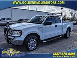 2008 Ford F-150 4WD SuperCab 145 XLT