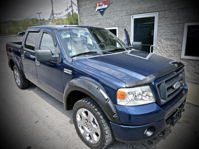 2008 Ford F-150 FX4 Off Road 4X4 4dr SuperCrew Grafton WV