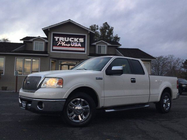 2008 Ford F-150 LARIAT PICKUP 4D 5 1 Union Gap WA
