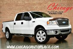 2008_Ford_F-150_Lariat - 4WD V8 LEATHER HEATED SEATS SUNROOF WOOD TRIM_ Bensenville IL