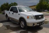 2008 Ford F-150 Lariat SuperCrew Short Box 2WD