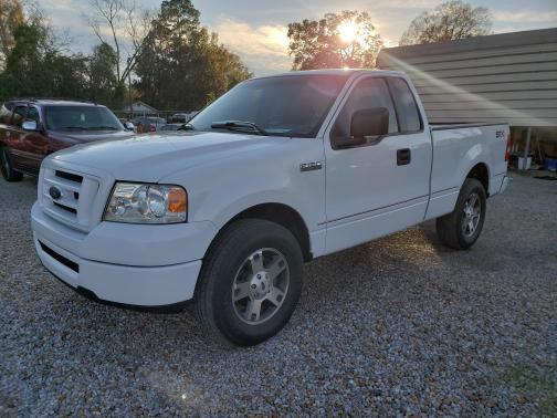 2008 Ford F-150 STX 2WD Hattiesburg MS
