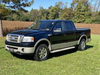 Ford F-150 Super Crew King Ranch 4x4 2008