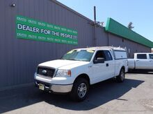 2008_Ford_F-150_XL SuperCab 4WD_ Spokane Valley WA