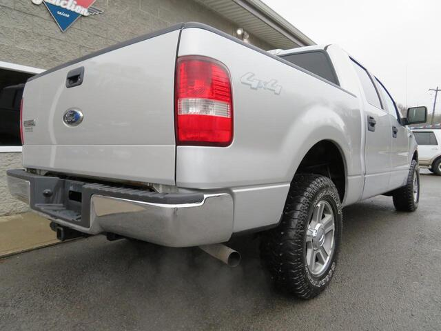 2008 Ford F-150 XLT 4X4 4 Door SuperCrew Grafton WV