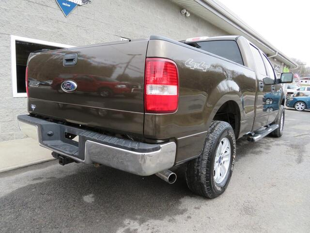 2008 Ford F-150 XLT 4x4 4dr SuperCrew Grafton WV