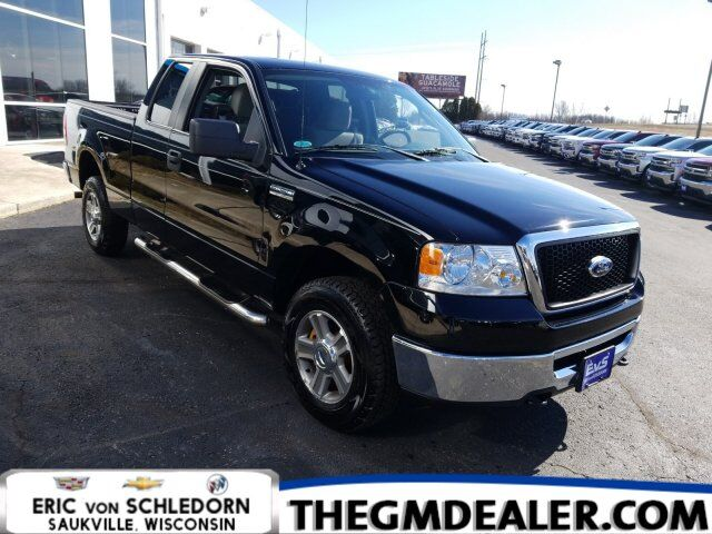 2008 Ford F-150 XLT SuperCab 4WD 5.4L Milwaukee WI