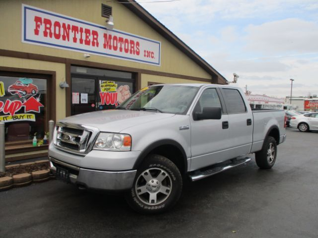 2008 Ford F-150 XLT SuperCrew 4WD Middletown OH