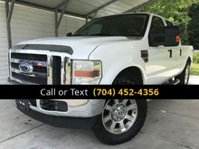 2008_Ford_F-250 SD_Lariat Crew Cab 4WD_ Charlotte and Monroe NC