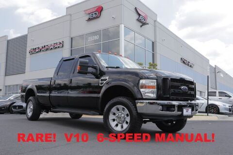 2008_Ford_F-250 SD_Lariat Crew Cab Long Bed 4WD_ Chantilly VA