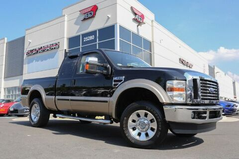 2008_Ford_F-250 SD_Lariat SuperCab 4WD_ Chantilly VA