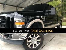 2008_Ford_F-250 SD_Lariat SuperCab Long Bed 4WD_ Charlotte and Monroe NC