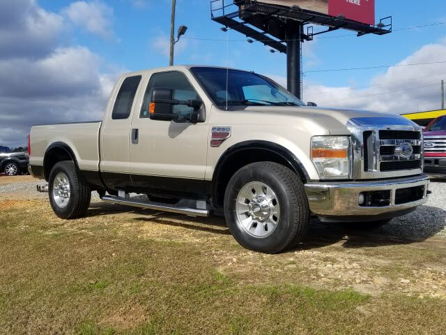 2008 Ford F-250 Super Duty Lariat Phenix City AL 28100011