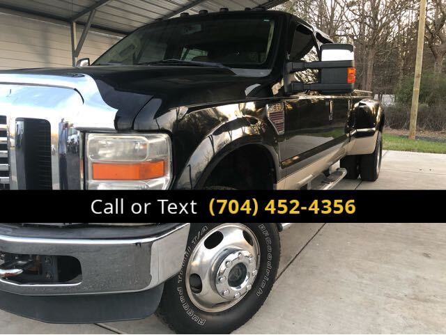 2008 Ford F-350 SD Lariat Crew Cab DRW 4WD Charlotte and Monroe NC