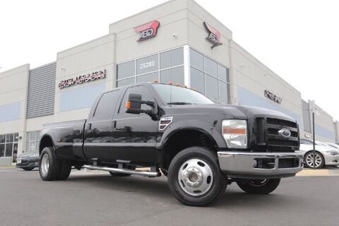 2008_Ford_F-350 SD_Lariat Crew Cab Long Bed DRW 4WD_ Chantilly VA
