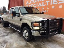 2008_Ford_F-350 SD_Lariat Crew Cab Long Bed DRW 4WD_ Spokane WA