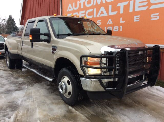2008 Ford F-350 SD Lariat Crew Cab Long Bed DRW 4WD Spokane WA