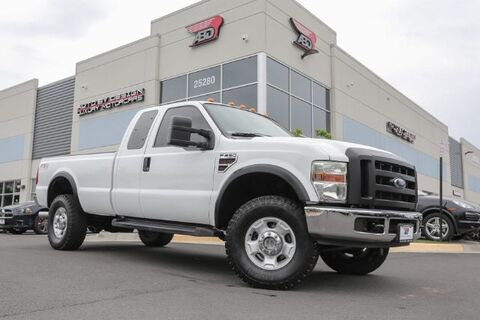 2008_Ford_F-350 SD_XL SuperCab Long Bed 4WD_ Chantilly VA