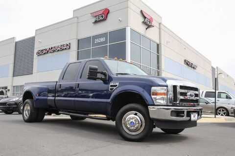 2008_Ford_F-350 SD_XLT Crew Cab Long Bed DRW 4WD_ Chantilly VA