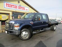 2008_Ford_F-350 SD_XLT Crew Cab Long Bed DRW 4WD_ Middletown OH