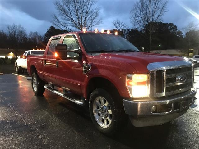 2008 Ford F-350 Super Duty Lariat Raleigh NC