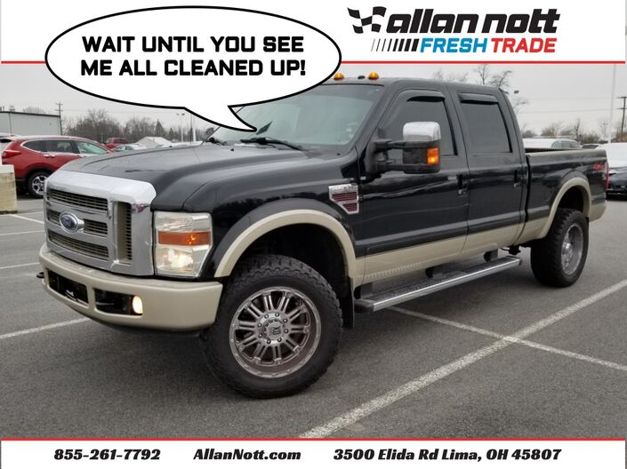 2008 Ford F-350SD King Ranch Lima OH