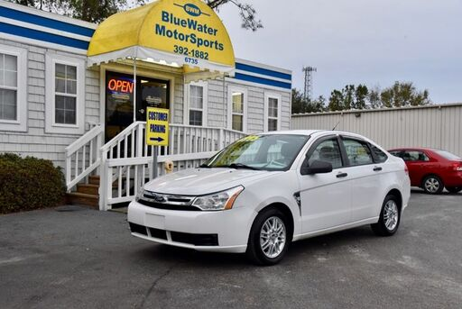 2008_Ford_Focus_SE_ Wilmington NC