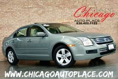 2008_Ford_Fusion_SE - 1 OWNER 2.3L I4 ENGINE TAN CLOTH SUNROOF CD CHANGER BLUETOOTH CONNECTIVITY PREMIUM ALLOY WHEELS_ Bensenville IL