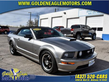 2008_Ford_MUSTANG_GT_ Midland TX