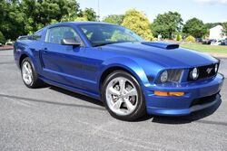 Ford Mustang GT California Special 2008