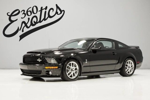 2008_Ford_Mustang_Shelby GT500_ Austin TX