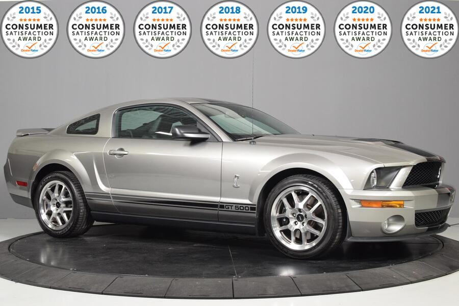2008_Ford_Mustang_Shelby GT500_ Glendale Heights IL