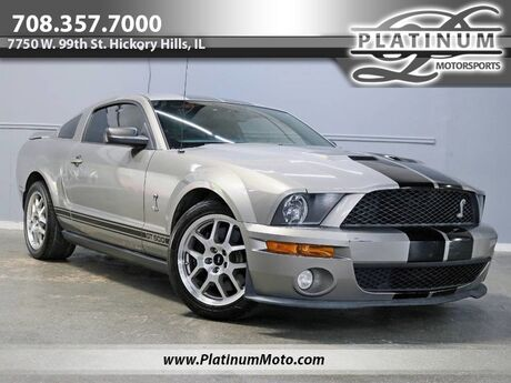 2008 Ford Mustang Shelby GT500 Hickory Hills IL