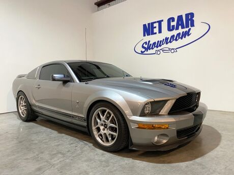 2008 Ford Mustang Shelby GT500 Houston TX