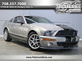 Ford Mustang Shelby GT500 Shelby GT500 2008