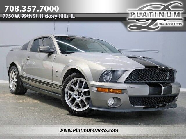 2008 Ford Mustang Shelby GT500 Shelby GT500 Hickory Hills IL