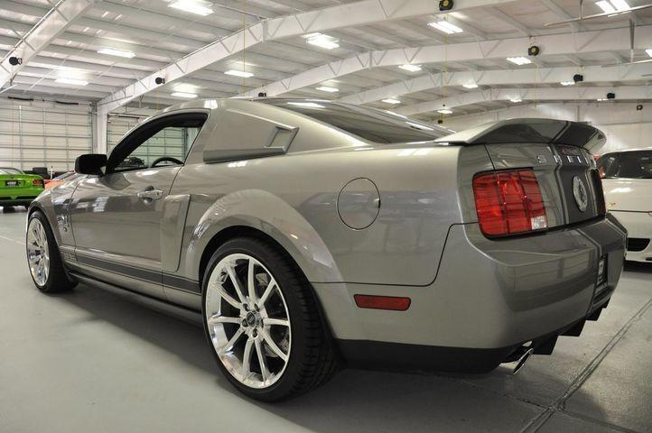 2008 Ford Mustang Shelby GT500 Supersnake Tomball TX