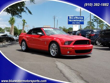 2008_Ford_Mustang_Shelby GT500_ Wilmington NC