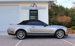 2008_Ford_Mustang_Shelby GT500_ Charleston SC