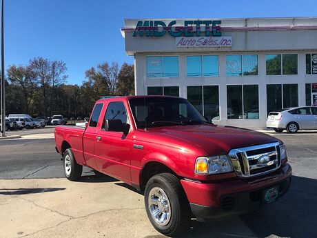 2008 Ford Ranger 2WD Supercab XLT 2d Outer Banks NC