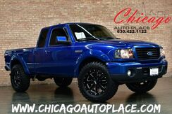 2008_Ford_Ranger_Sport 4WD - OFF ROAD WHEELS/TIRES FENDER FLARES 5 SPEED MANUAL_ Bensenville IL
