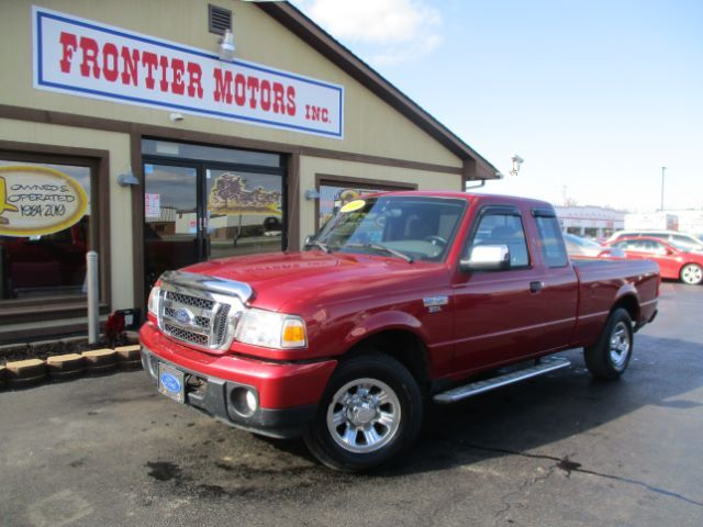 2008 Ford Ranger XLT SuperCab 4 Door 2WD Middletown OH