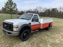 2008_Ford_SD F-550 4x4 10' Service Body_XL_ Crozier VA