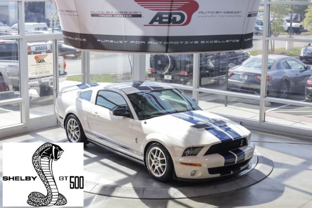 2008 Ford Shelby GT500 Coupe Chantilly VA