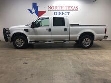 2008_Ford_Super Duty F-250 SRW_2008 Lariat 4WD 6.8L V10 Leather Heated Seats Tow Package_ Mansfield TX