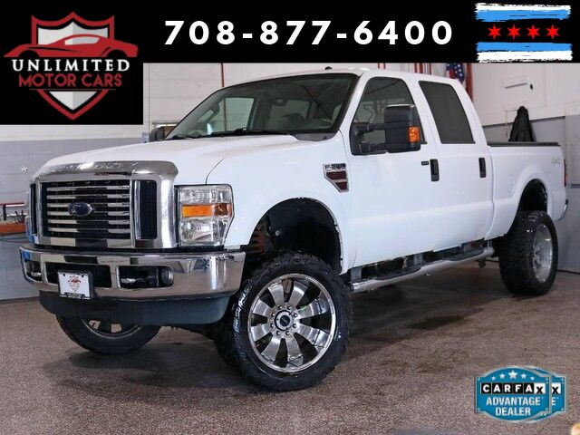 2008 Ford Super Duty F-250 SRW Lariat Bridgeview IL