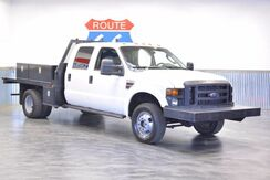 2008_Ford_Super Duty F-350 DRW_CREWCAB 4WD!! 6.4L DIESEL! ONLY 78,163 MILES! DRIVES LIKE NEW! PRICED AT A STEAL!_ Norman OK
