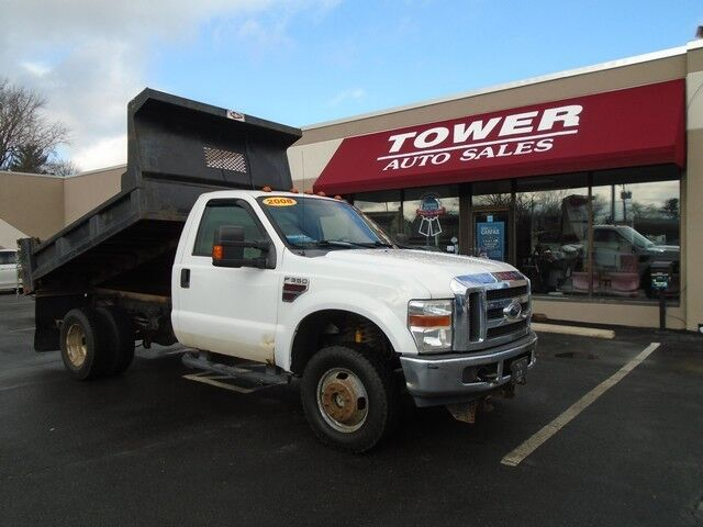2008 Ford Super Duty F-350 DRW XLT Schenectady NY
